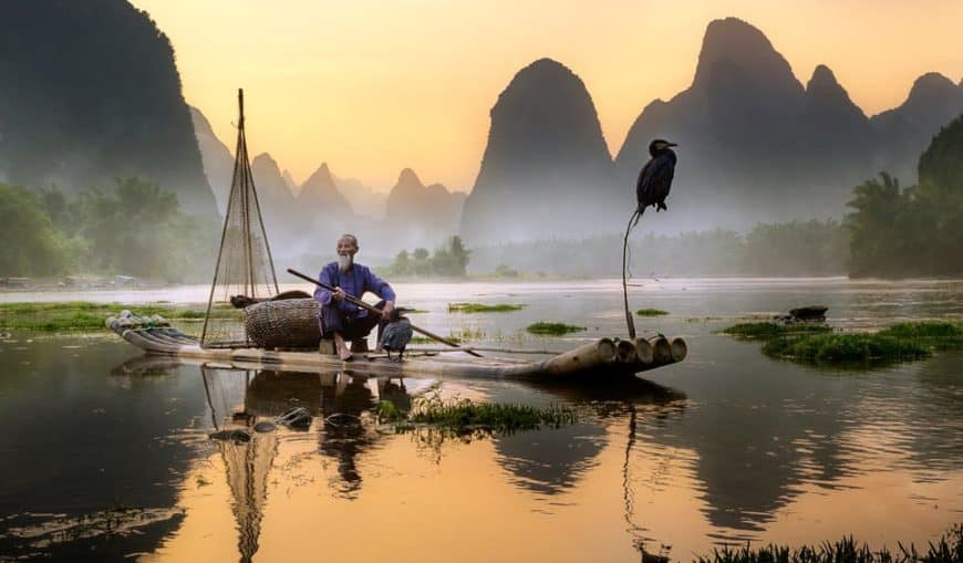 China mejor destino Lonely Planet