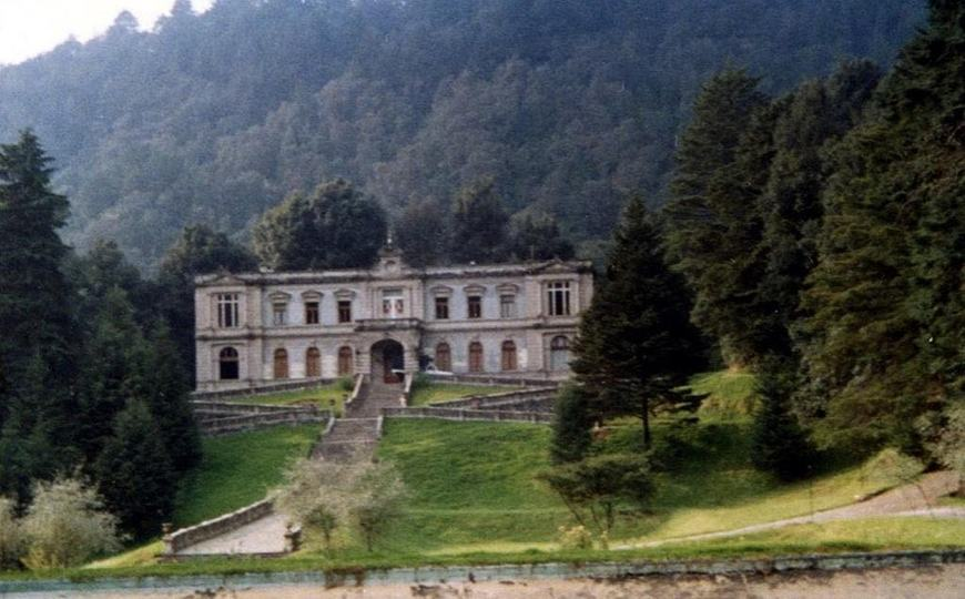 La Castañeda, Amecameca