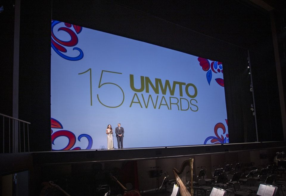 15th unwto awards
